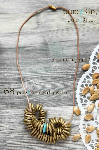pumpkin jewelry