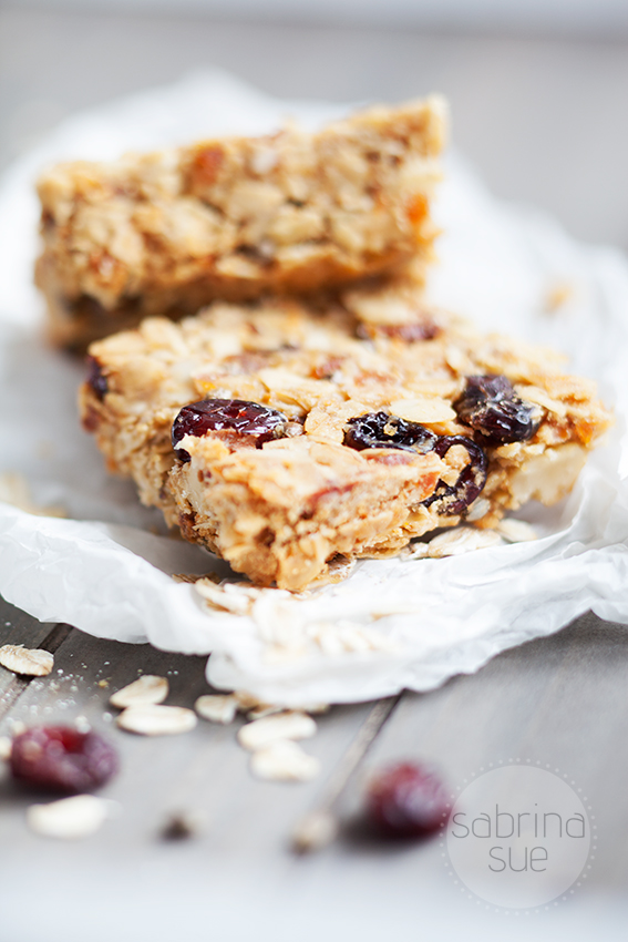 cranberry-granola-bar