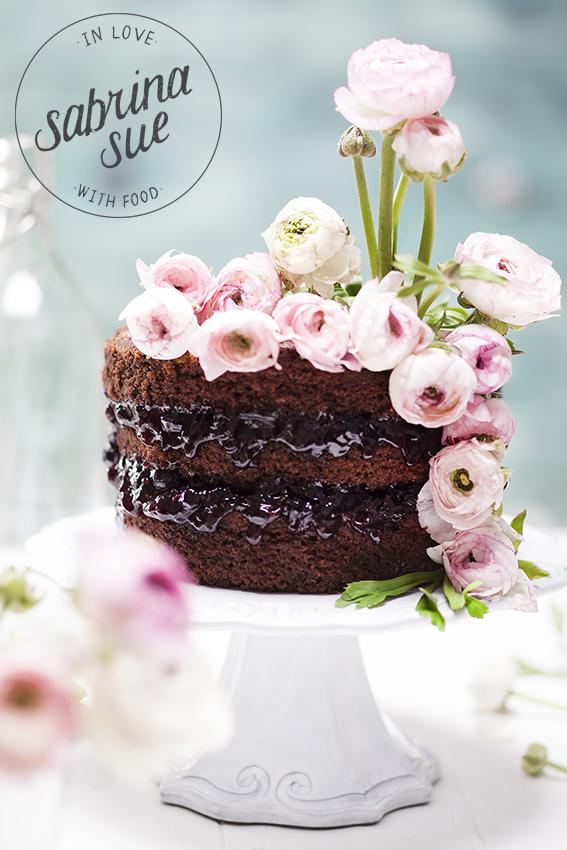 Rote Bete Schokoladenkuchen