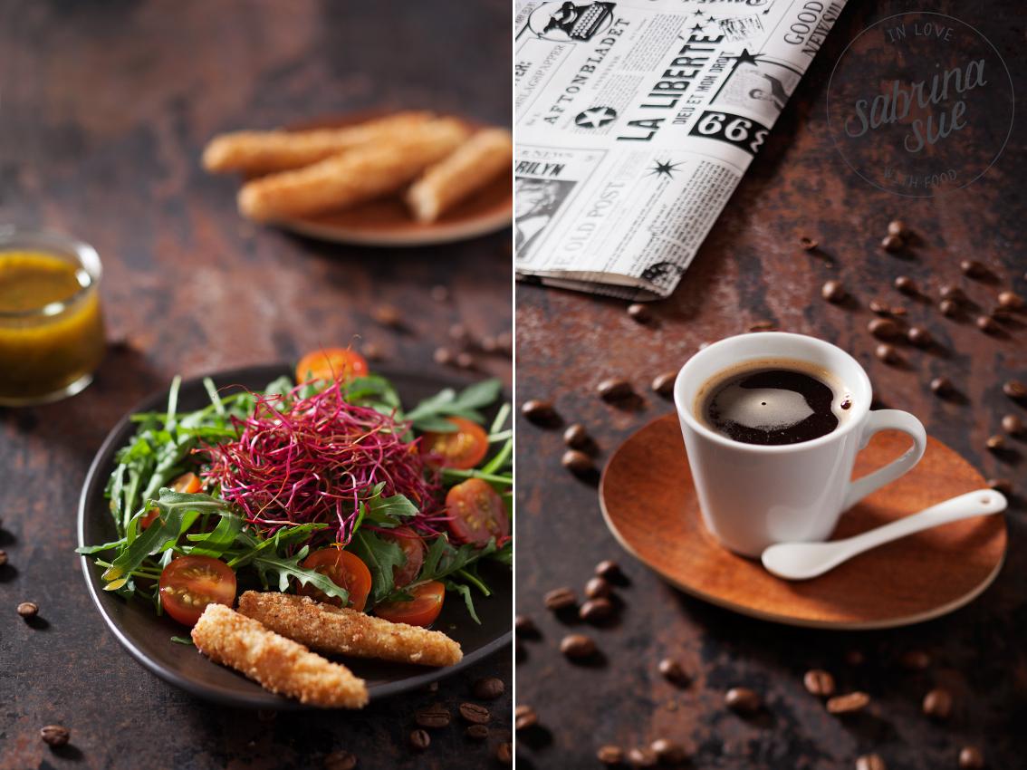 Kochen mit kaffee drei g nge men mit jacobs d aroma for Kochen ohne herd