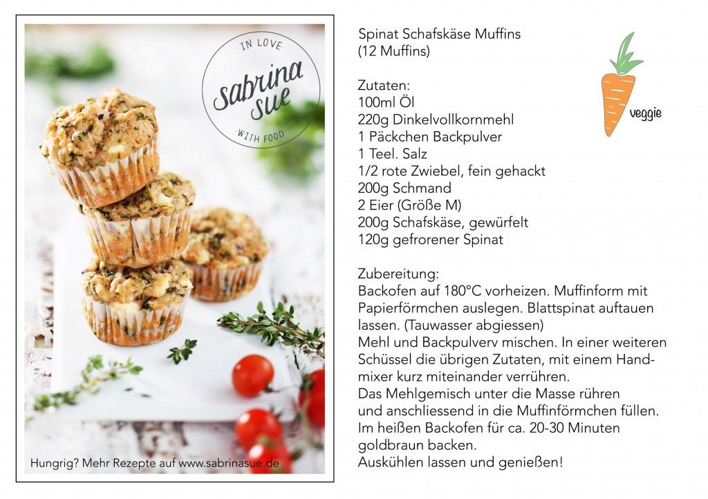 Rezeptkarte_Spinat_Schafskäse_Muffins