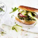 Schwarzwurzel_Spinat Burger