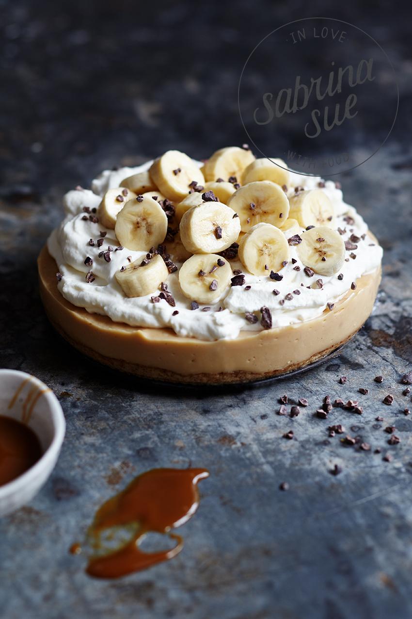Bananen Banofee Pie
