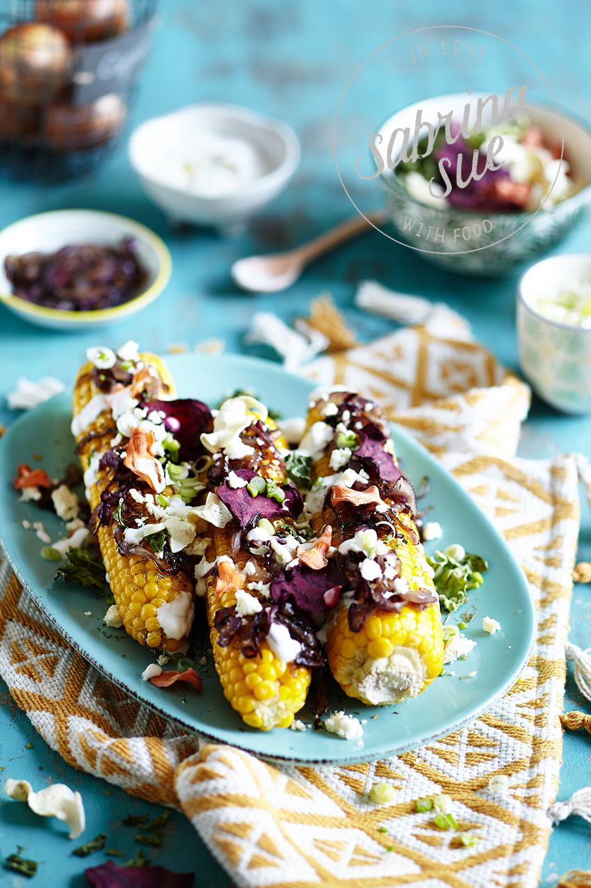 Mexikanische Maiskolben - 5 leckere Toppings für gegrillten Mais