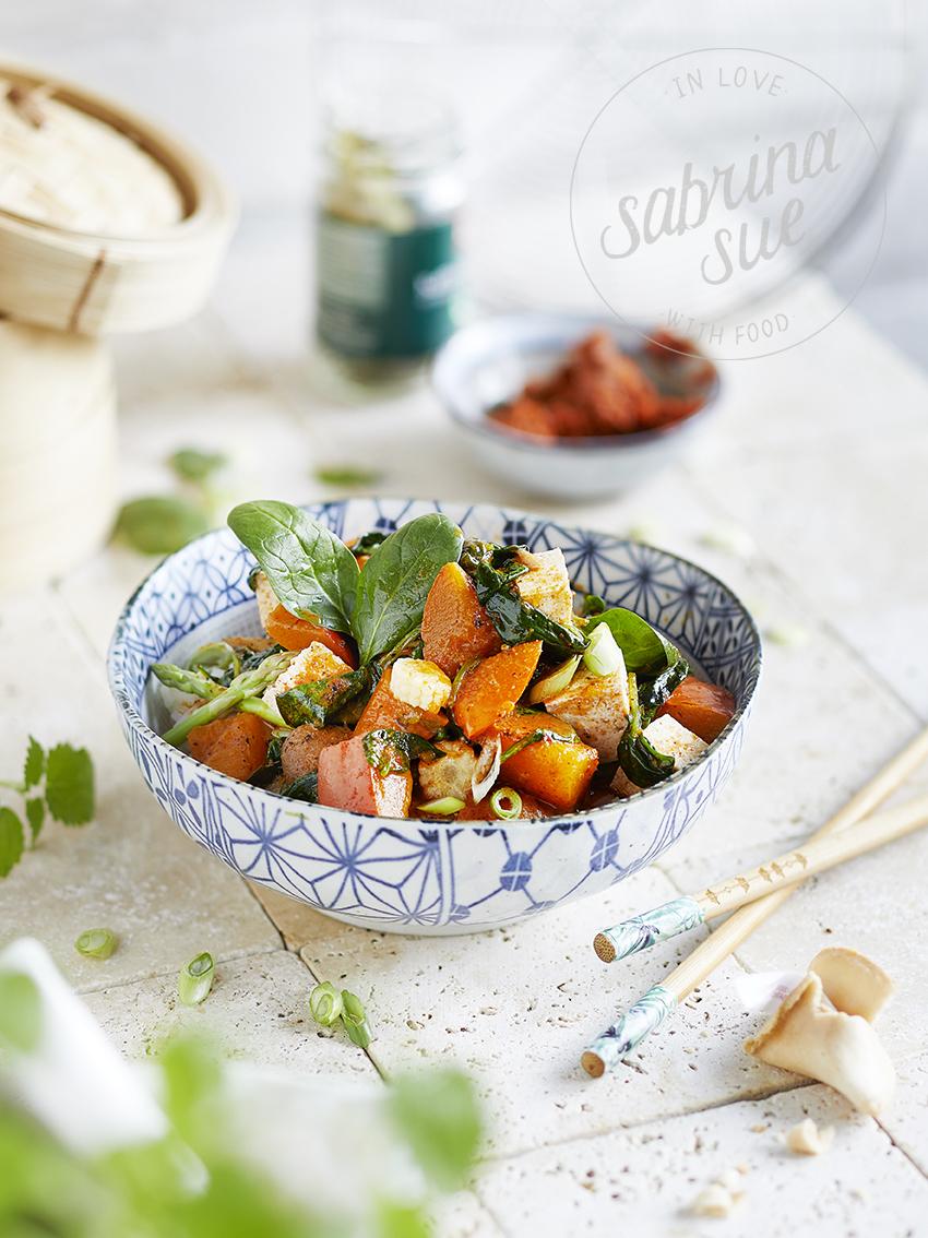 Hokkaido-Tofu Thai-Curry