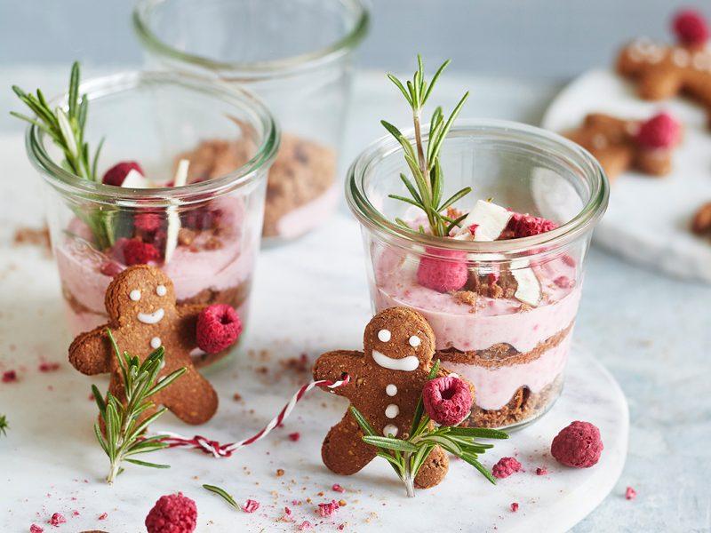 Himbeer-Kokos-Creme-und-Lebkuchen-zuckerfrei