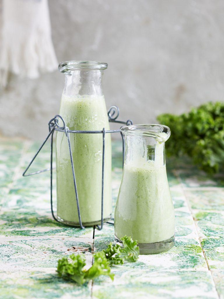 Grüne Küche_Grünkohl Smoothie