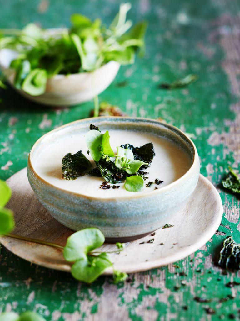 Grüne Küche_Grünkohlsuppe