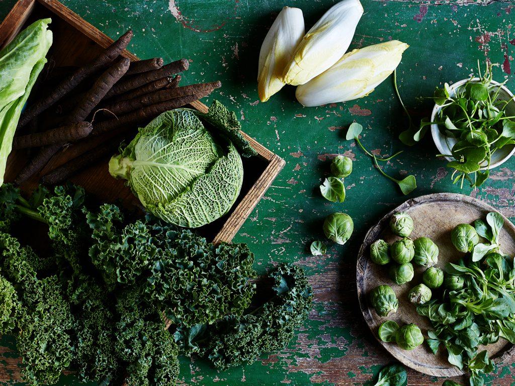 Grüne Küche_Wintergemüse