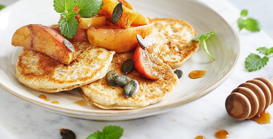 Haferflocken_Pancakes_zuckerfrei