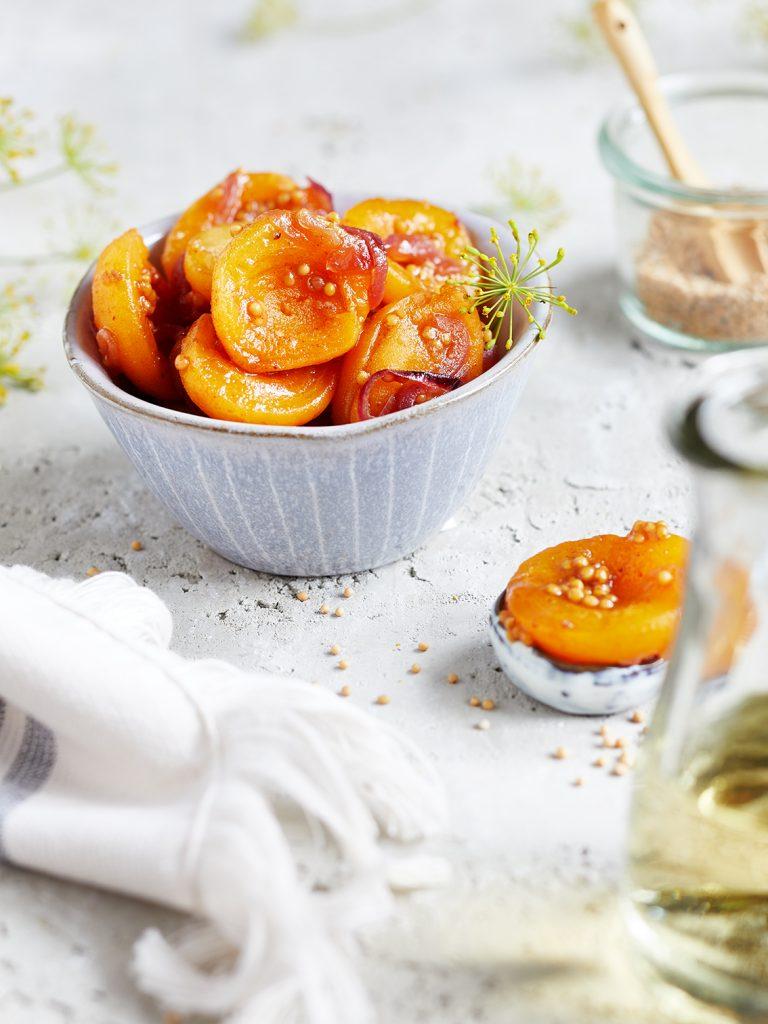 Ingwer Aprikosen Chutney