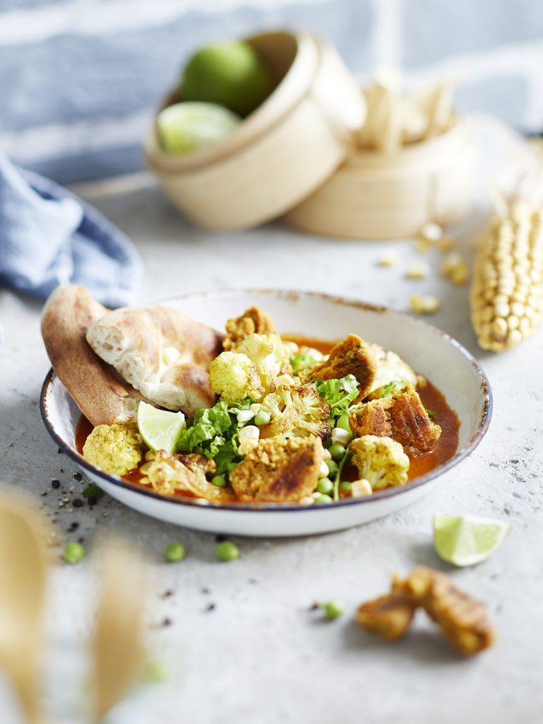 Reste Gemüse Curry