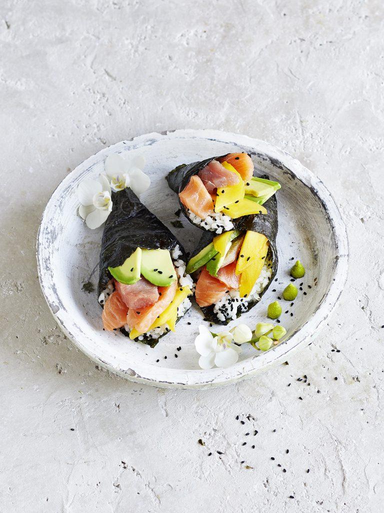 Temaki-Sushi
