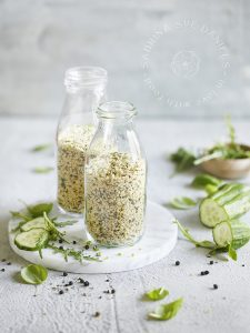 Grundrezept Hanfmilch (vegan)