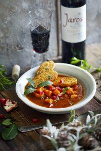 Äthiopisches Süsskartoffel Curry