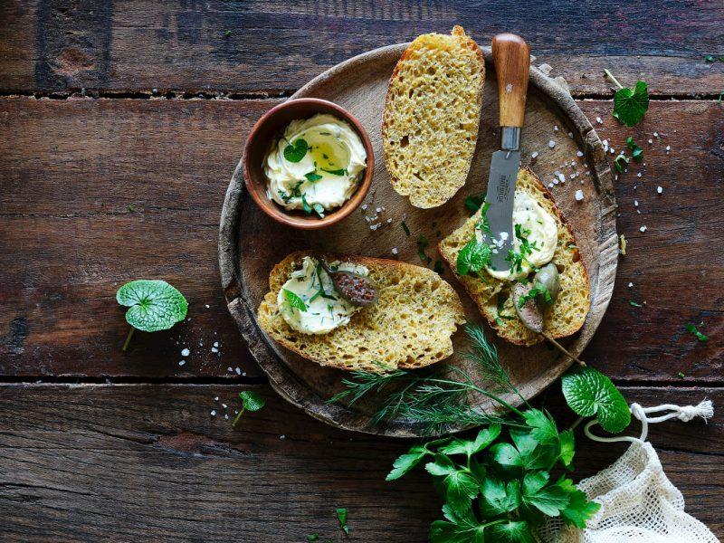 Karotten-Joghurt Brot